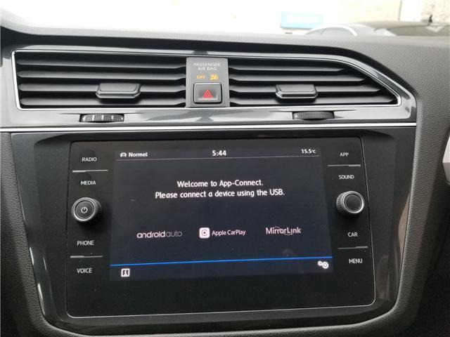 2018 Volkswagen Tiguan Trendline (Stk: ) in Concord - Image 11 of 23