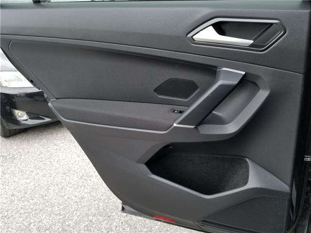2018 Volkswagen Tiguan Trendline (Stk: ) in Concord - Image 21 of 23