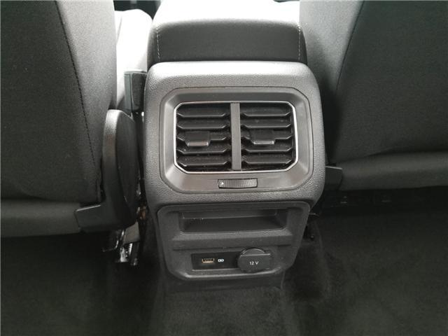 2018 Volkswagen Tiguan Trendline (Stk: ) in Concord - Image 16 of 23