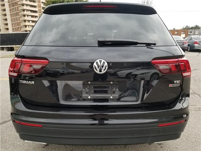 2018 Volkswagen Tiguan Trendline (Stk: ) in Concord - Image 5 of 23