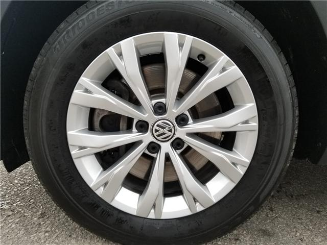 2018 Volkswagen Tiguan Trendline (Stk: ) in Concord - Image 23 of 23