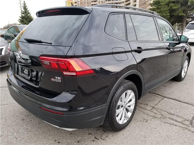 2018 Volkswagen Tiguan Trendline (Stk: ) in Concord - Image 4 of 23