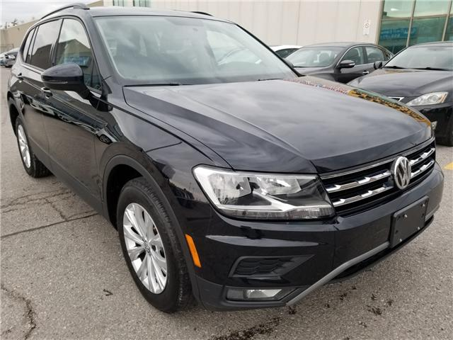 2018 Volkswagen Tiguan Trendline (Stk: ) in Concord - Image 3 of 23