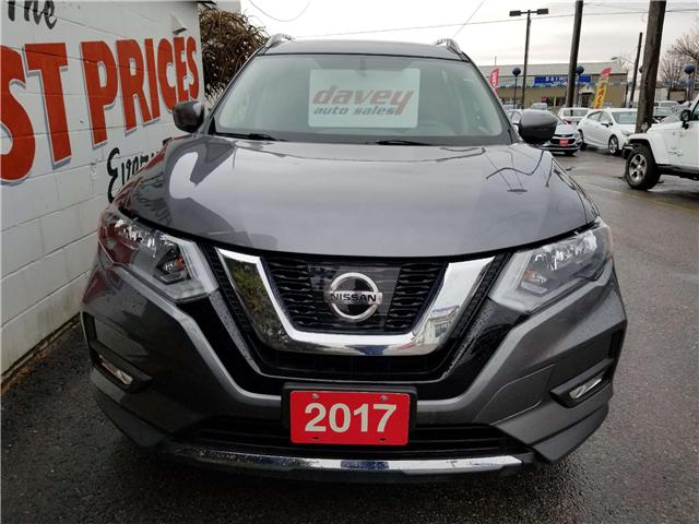 2017 Nissan Rogue SV (Stk: 19-252) in Oshawa - Image 2 of 14