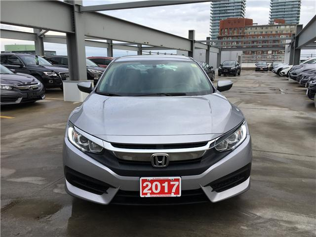 2017 Honda Civic LX (Stk: C19244A) in Toronto - Image 2 of 24