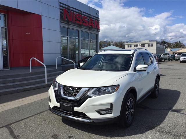 2019 Nissan Rogue SV (Stk: N95-0891) in Chilliwack - Image 1 of 19