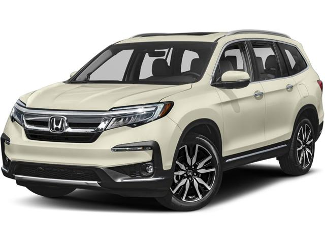 2019 Honda Pilot Touring (Stk: 19170) in Simcoe - Image 1 of 2