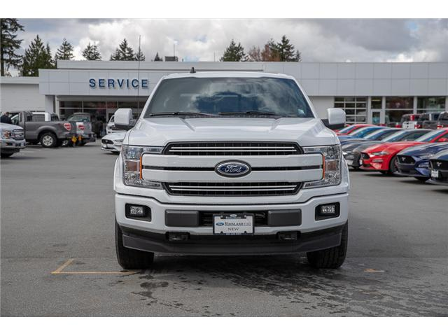 2019 Ford F-150 Lariat (Stk: 9F19273) in Vancouver - Image 2 of 29