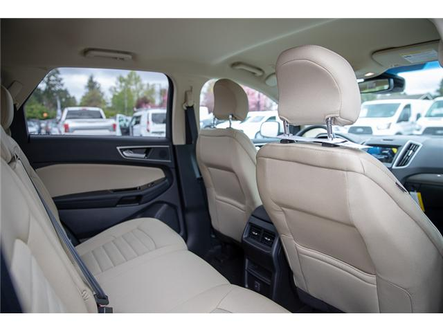 2019 Ford Edge SEL (Stk: 9ED1971) in Vancouver - Image 18 of 30