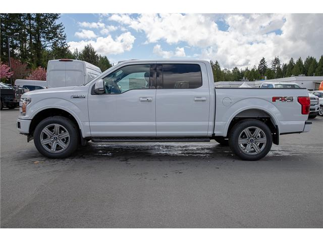 2019 Ford F-150 Lariat (Stk: 9F19273) in Vancouver - Image 4 of 29