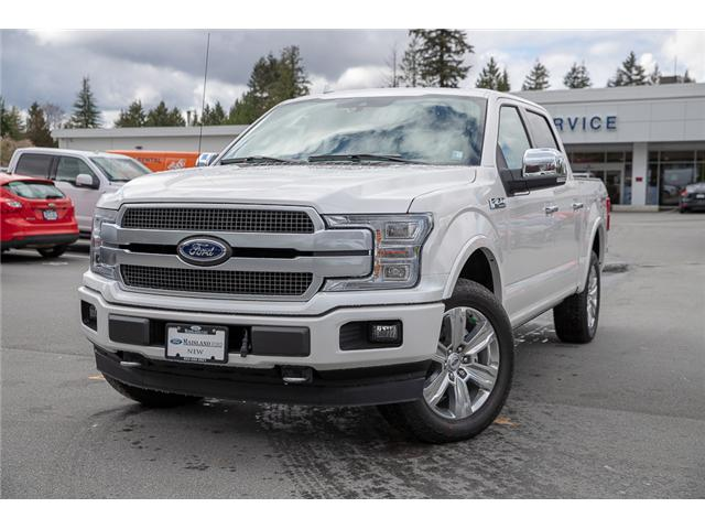 2019 Ford F-150 Platinum (Stk: 9F19404) in Vancouver - Image 3 of 30
