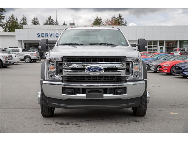2019 Ford F-550 Chassis XLT (Stk: 9F58795) in Vancouver - Image 2 of 23