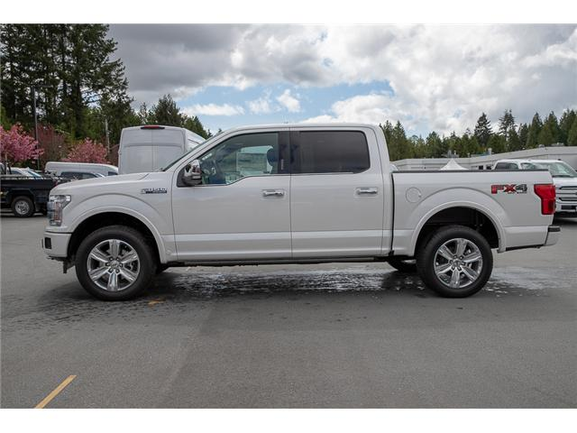 2019 Ford F-150 Platinum (Stk: 9F19404) in Vancouver - Image 4 of 30
