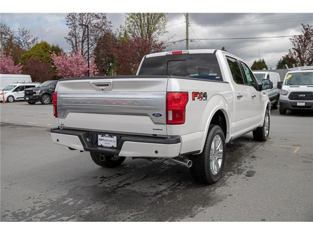 2019 Ford F-150 Platinum (Stk: 9F19404) in Vancouver - Image 7 of 30