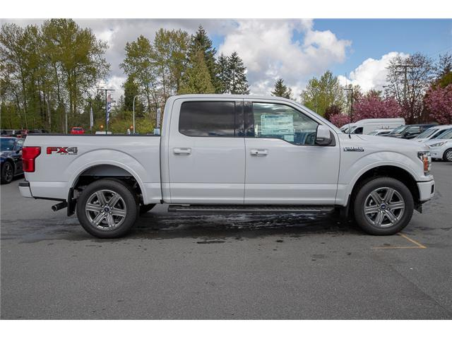 2019 Ford F-150 Lariat (Stk: 9F19273) in Vancouver - Image 8 of 29