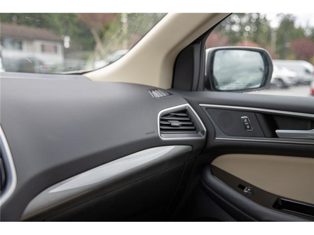 2019 Ford Edge SEL (Stk: 9ED1971) in Vancouver - Image 29 of 30