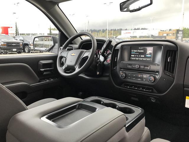 2019 Chevrolet Silverado 1500 LD Silverado Custom (Stk: 9L26460) in North Vancouver - Image 4 of 13