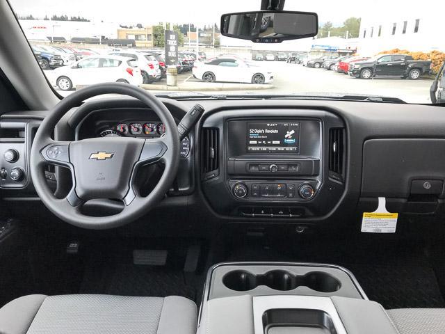 2019 Chevrolet Silverado 1500 LD Silverado Custom (Stk: 9L26460) in North Vancouver - Image 9 of 13
