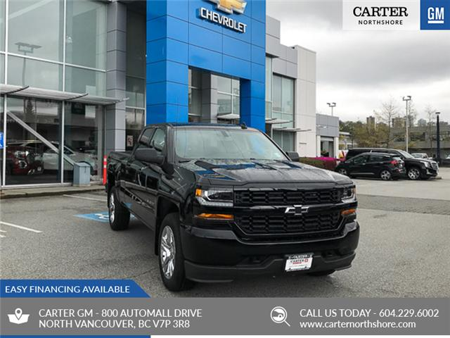 2019 Chevrolet Silverado 1500 LD Silverado Custom (Stk: 9L26460) in North Vancouver - Image 1 of 13