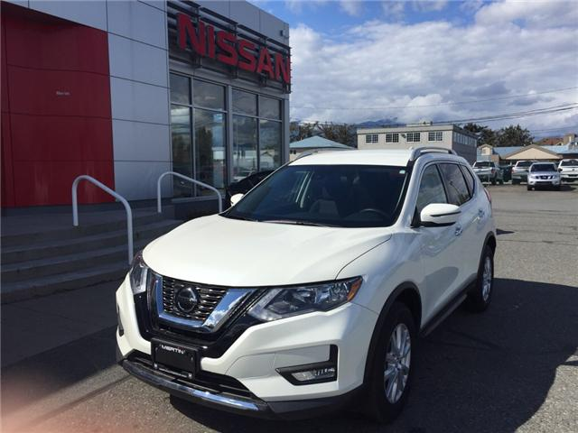 2019 Nissan Rogue SV (Stk: N95-6324) in Chilliwack - Image 1 of 17