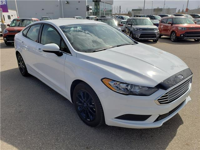 2017 Ford Fusion SE (Stk: P4474) in Saskatoon - Image 2 of 25
