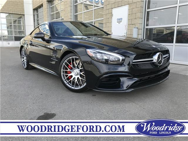 2017 Mercedes-Benz AMG SL 63 Base (Stk: 17227) in Calgary - Image 2 of 23