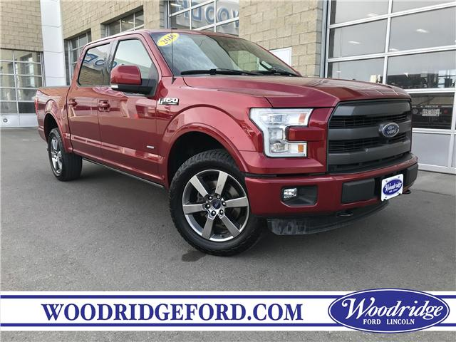 2016 Ford F-150 Lariat (Stk: K-1075A) in Calgary - Image 2 of 21
