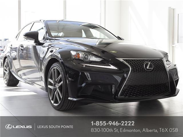 2015 Lexus IS 350 Base (Stk: L900436A) in Edmonton - Image 1 of 21