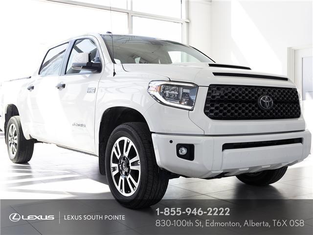 2018 Toyota Tundra SR5 Plus 5.7L V8 (Stk: L900330A) in Edmonton - Image 1 of 20