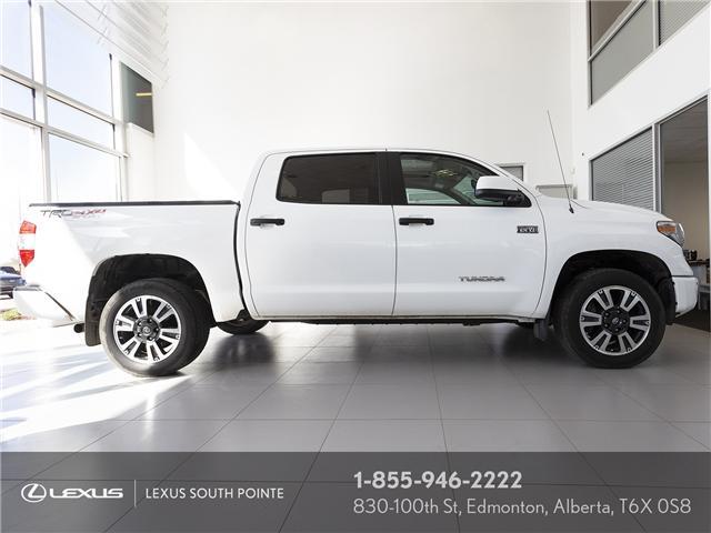 2018 Toyota Tundra SR5 Plus 5.7L V8 (Stk: L900330A) in Edmonton - Image 3 of 20