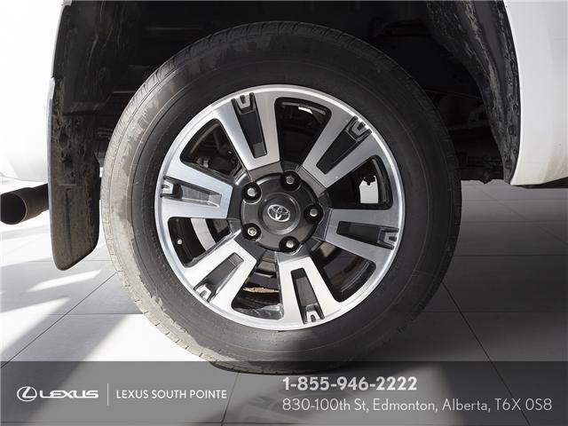 2018 Toyota Tundra SR5 Plus 5.7L V8 (Stk: L900330A) in Edmonton - Image 6 of 20