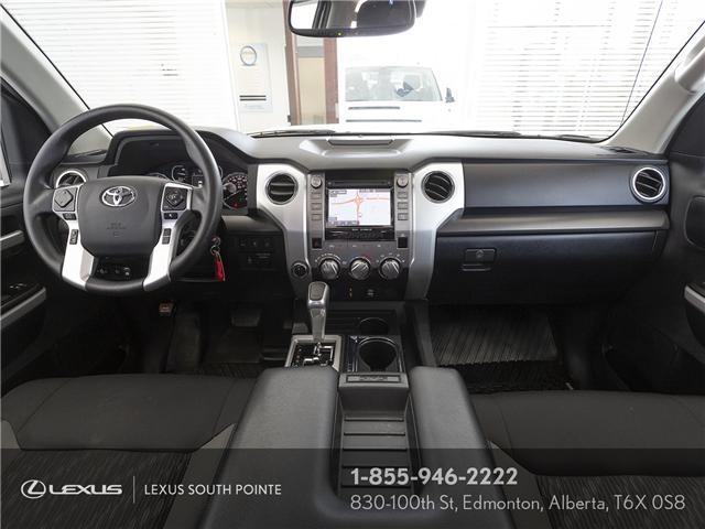 2018 Toyota Tundra SR5 Plus 5.7L V8 (Stk: L900330A) in Edmonton - Image 11 of 20