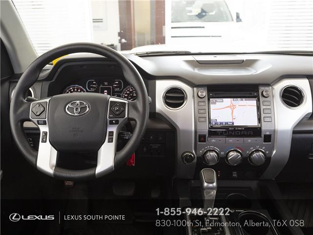 2018 Toyota Tundra SR5 Plus 5.7L V8 (Stk: L900330A) in Edmonton - Image 12 of 20