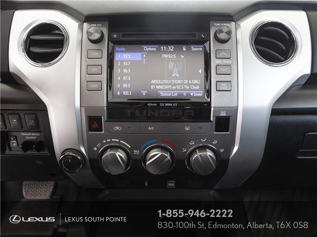 2018 Toyota Tundra SR5 Plus 5.7L V8 (Stk: L900330A) in Edmonton - Image 14 of 20