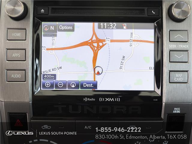 2018 Toyota Tundra SR5 Plus 5.7L V8 (Stk: L900330A) in Edmonton - Image 15 of 20