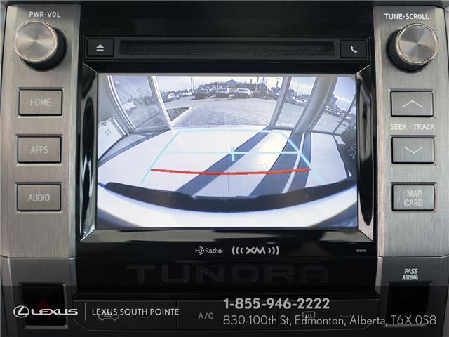 2018 Toyota Tundra SR5 Plus 5.7L V8 (Stk: L900330A) in Edmonton - Image 16 of 20