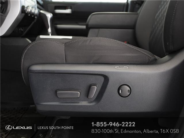 2018 Toyota Tundra SR5 Plus 5.7L V8 (Stk: L900330A) in Edmonton - Image 20 of 20
