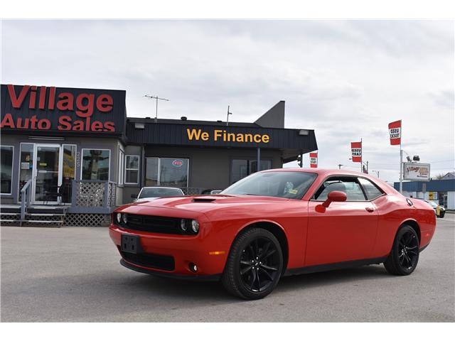 2018 Dodge Challenger SXT (Stk: p36440) in Saskatoon - Image 1 of 24