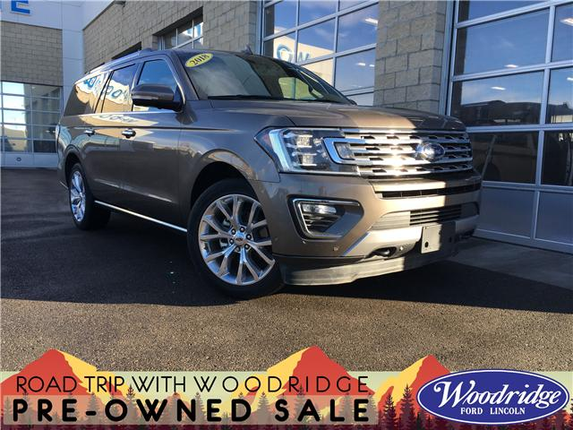 2018 Ford Expedition Max Limited (Stk: 17117) in Calgary - Image 1 of 24