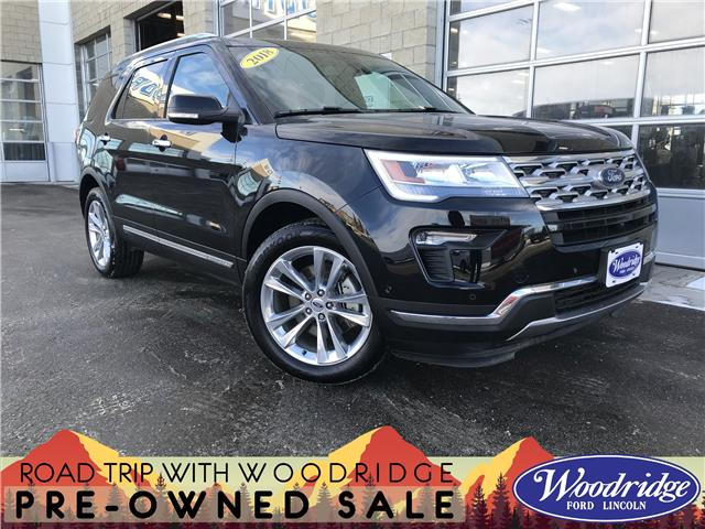 2018 Ford Explorer Limited (Stk: 17142) in Calgary - Image 1 of 25