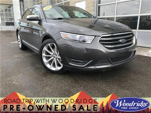 2018 Ford Taurus Limited (Stk: 17145) in Calgary - Image 1 of 22
