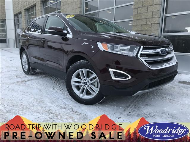 2018 Ford Edge SEL (Stk: 17173) in Calgary - Image 1 of 21