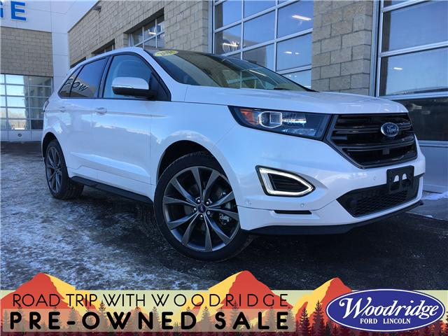 2018 Ford Edge Sport (Stk: 17177) in Calgary - Image 1 of 22