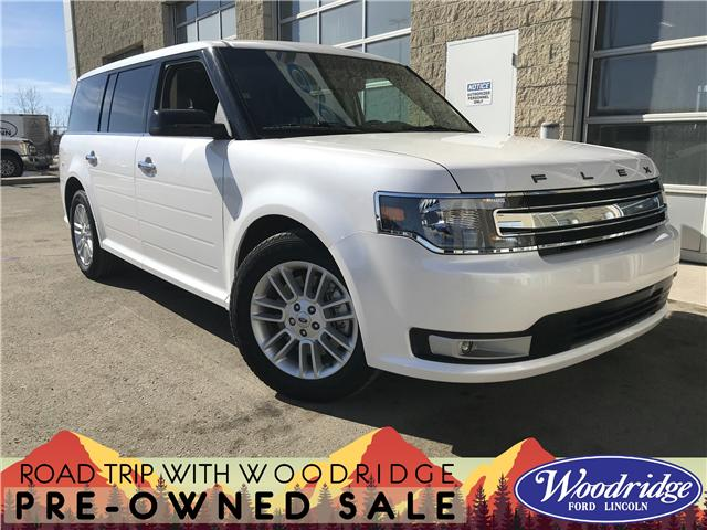 2018 Ford Flex SEL (Stk: 17198) in Calgary - Image 1 of 26