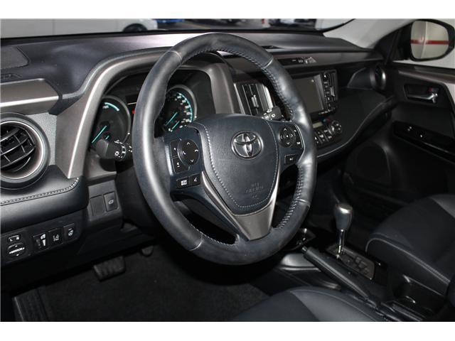 2018 Toyota RAV4 Hybrid Limited (Stk: 297945S) in Markham - Image 10 of 27