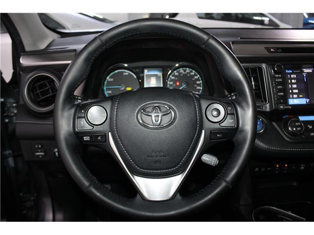 2018 Toyota RAV4 Hybrid Limited (Stk: 297945S) in Markham - Image 11 of 27