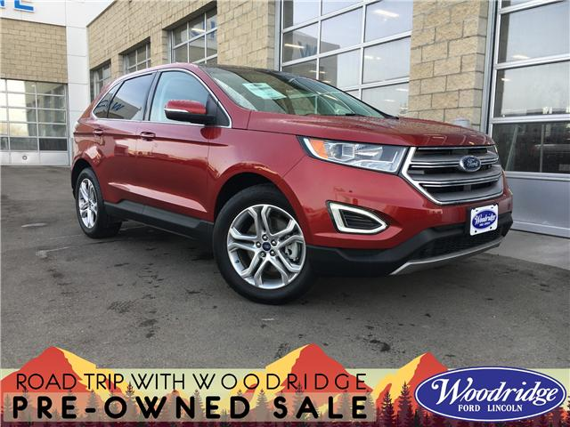 2018 Ford Edge Titanium (Stk: 17204) in Calgary - Image 1 of 23