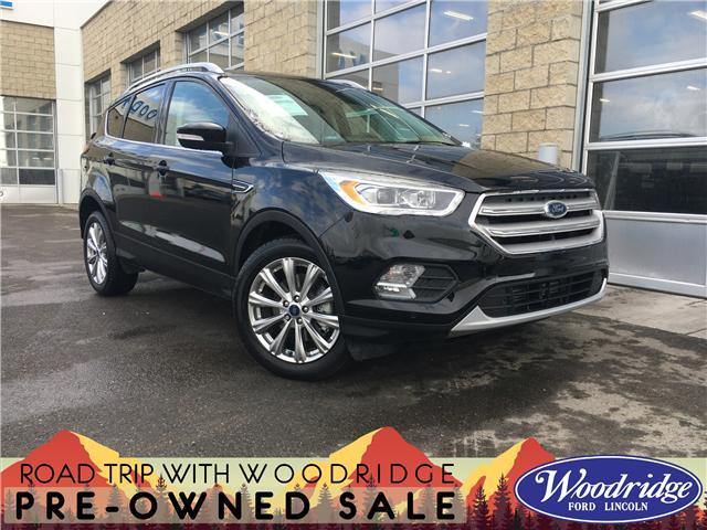 2018 Ford Escape Titanium (Stk: 17217) in Calgary - Image 1 of 22