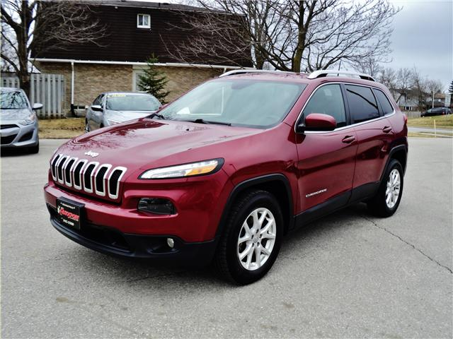 2016 Jeep Cherokee North (Stk: 1473) in Orangeville - Image 2 of 20