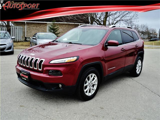 2016 Jeep Cherokee North (Stk: 1473) in Orangeville - Image 1 of 20